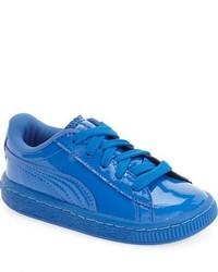 Zapatillas azules de Puma