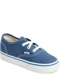 Zapatillas Azules de Vans