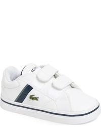Zapatillas blancas de Lacoste
