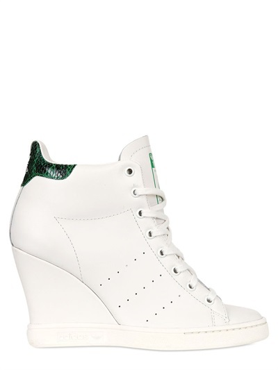 zapatillas adidas mujer con cuña