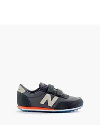 Zapatillas de ante en gris oscuro de New Balance