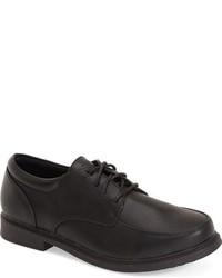 Zapatillas de cuero negras de Tommy Hilfiger