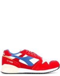Zapatos rojos Diadora para hombre 9ImbAebSf