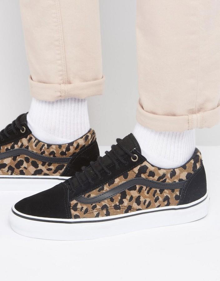 vans leopardo comprar