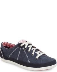 Zapatillas de lona azul marino de Helly Hansen