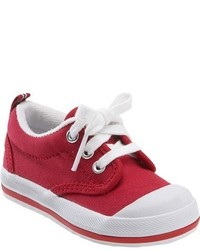 Zapatillas de lona rojas de Keds