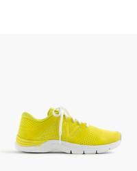Zapatillas en amarillo verdoso de J.Crew