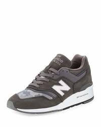 Zapatillas en gris oscuro de New Balance