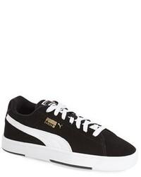 Zapatillas en negro y blanco de Puma