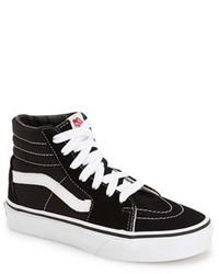 Zapatillas en Negro y Blanco de Vans