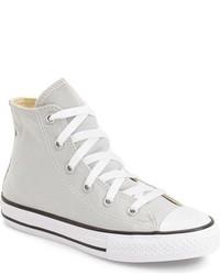 Zapatillas grises de Converse