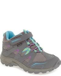 Zapatillas grises de Merrell
