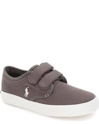 Zapatillas grises de Ralph Lauren