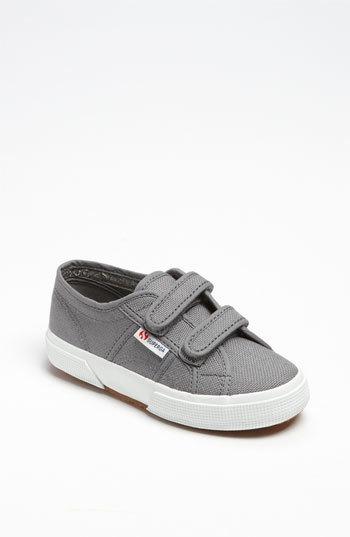 Zapatillas grises de Superga
