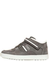 Zapatillas grises de Tod's