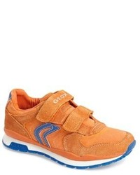 Zapatillas naranjas