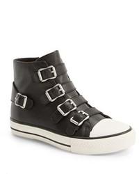 Zapatillas Negras de Ash
