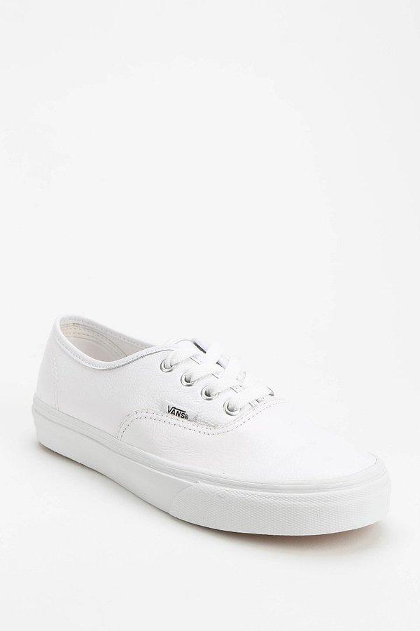 vans blancas bota