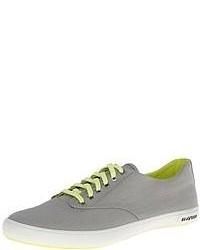 Zapatillas plimsoll grises