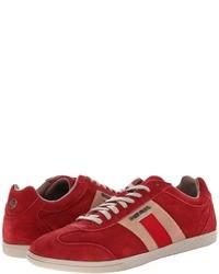 Zapatillas plimsoll rojas