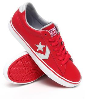 zapatillas converse rojas mujer
