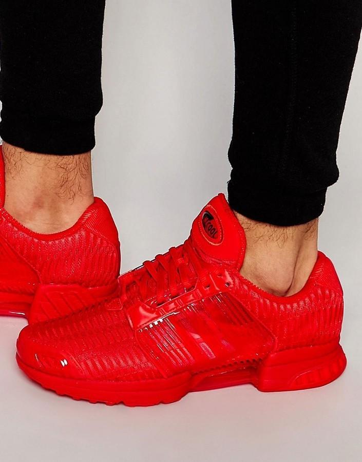 zapatillas rojas adidas