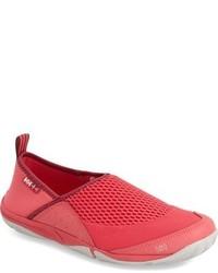 Zapatillas rojas de Helly Hansen