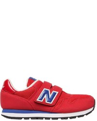 Zapatillas rojas de New Balance