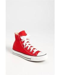 Zapatillas rojas de Nordstrom