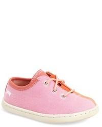 Zapatillas rosadas de Camper