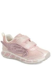Zapatillas rosadas de Geox