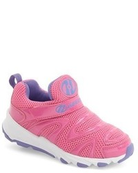 Zapatillas rosadas de Heelys
