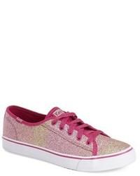 Zapatillas rosadas de Keds