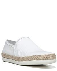 Zapatillas Slip-on Blancas de Vince