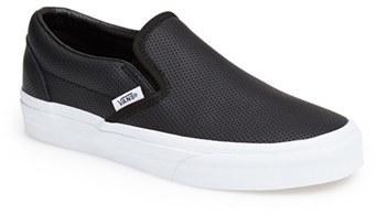 zapatillas hombre vans negras cuero