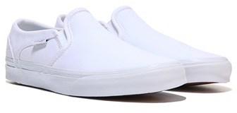 Vans Slip On blancas