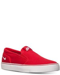 Zapatillas Nike Rojas De Hombre