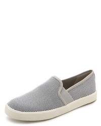 Zapatillas slip-on grises de Vince