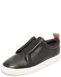 Zapatillas slip-on negras de Vince