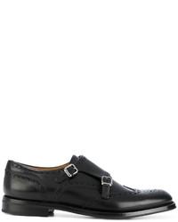 Chaussures À Boucles Noires Des Femmes jvzEXldP