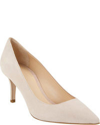 Zapatos de tacon beige original 1634685