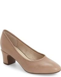 Zapatos de Tacón de Cuero Grises de Seychelles