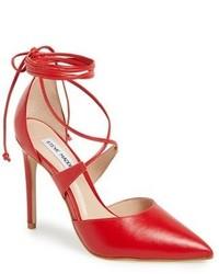 Zapatos rojos Steve Madden para mujer Imágenes para la venta Outlet en Español Sneakernews en línea Finishline Barato Online Disfruta en línea FhCilFqES