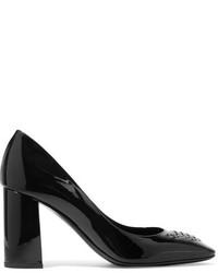Zapatos de Tacón Negros de Bottega Veneta