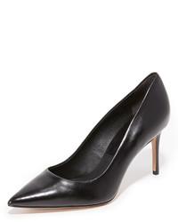 Zapatos de tacón negros de Michael Kors