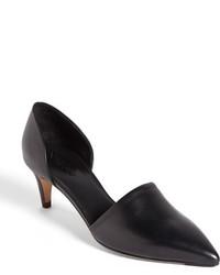 Zapatos de tacón negros de Vince