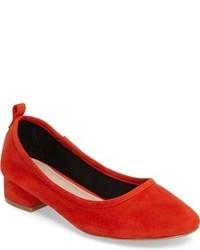 Zapatos de Tacón Rojos de Topshop