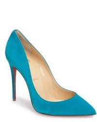 Christian Louboutin Mujer verde
