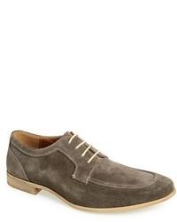 Zapatos derby de ante grises de Kenneth Cole Reaction