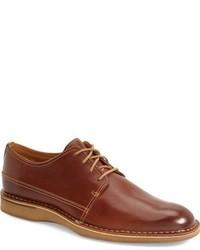 Zapatos Derby de Cuero Marrónes de Sperry
